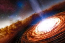 Research team including UCI astronomer finds earliest, most distant known quasar