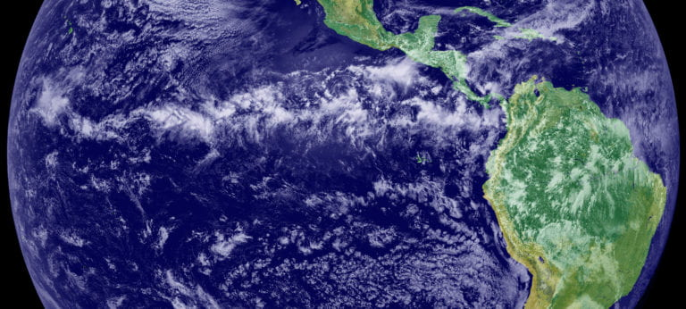 UCI researchers: Climate change will alter the position of the Earth's tropical rain belt