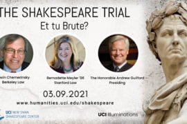 UC Shakespeare Trial – 'Julius Caesar'