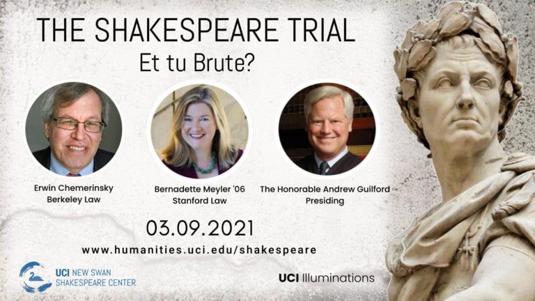 UC Shakespeare Trial – 'Julius Caesar'