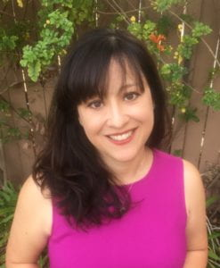 Veronica Ahumada-Newhart, a research scientist at UCI's Institute for Clinical & Translational Science