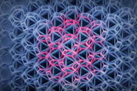 UCI-led team creates new ultralightweight, crush-resistant tensegrity metamaterials
