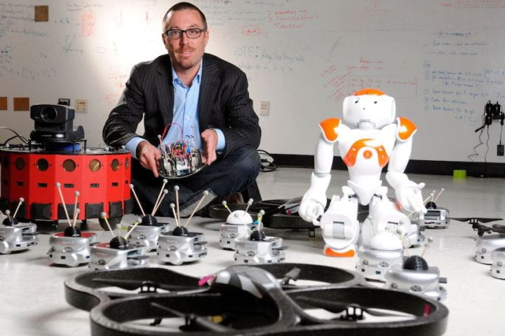 Robotics research leader Magnus Egerstedt named dean of UCI engineering school