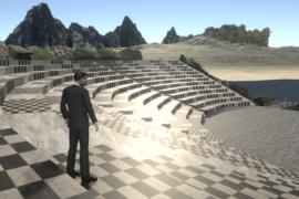 Dalton Salvo sees simulated classrooms as the future