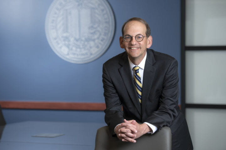 Hal S. Stern is named UCI provost and executive vice chancellor