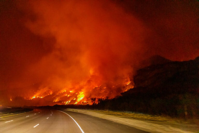 California's wildfire season has lengthened, and its peak is now earlier in the year