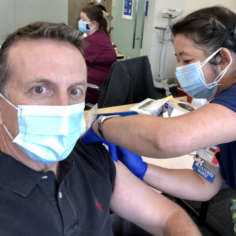 UCI Podcast: How UCI is helping students get vaccinated