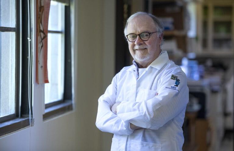UCI professor wins Spain's prestigious Princess of Asturias award for scientific research