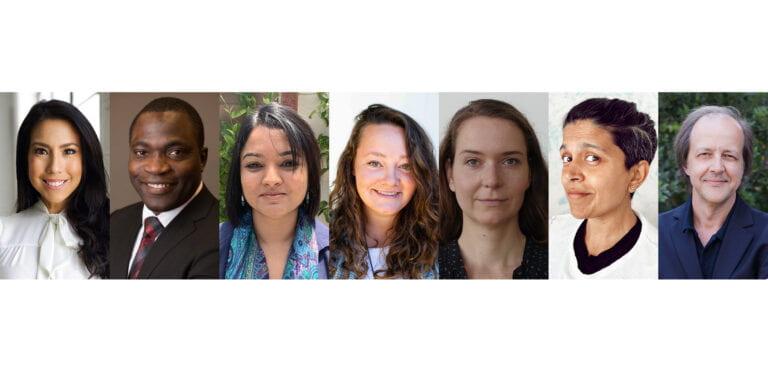 Seven faculty members named 2021-22 Hellman Fellows