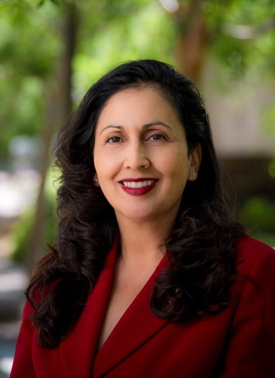 Student equity scholar Frances Contreras named dean of UCI School of Education