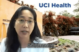UCI Health Affairs town hall provides COVID-19 updates