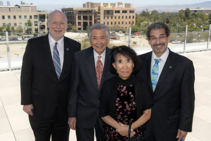 Falling Leaves Foundation $30 million lead gift to fund innovative UCI medical research building