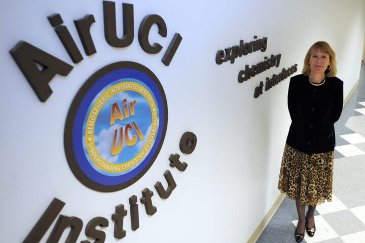 AirUCI institute awarded nearly $2 million to study non-tailpipe vehicle emissions
