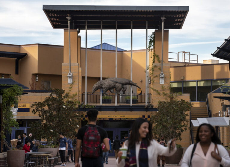 UCI is ranked among nation's top 10 public universities for seventh year in a row