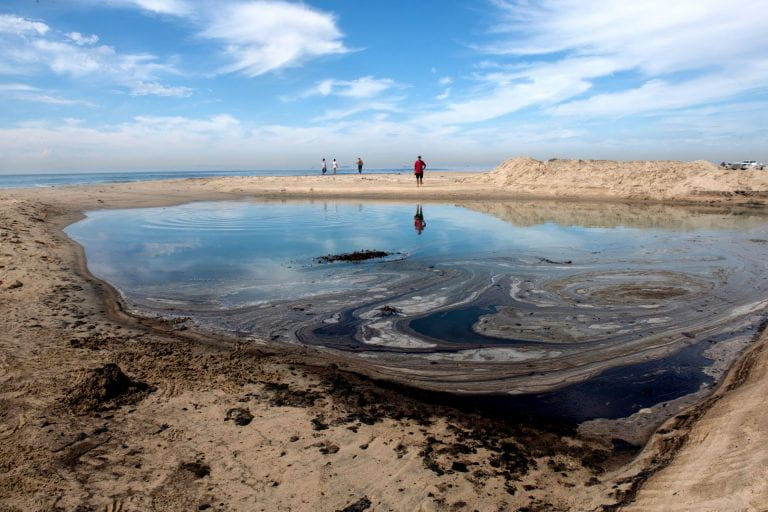 UCI Podcast: The legal fallout of the Orange County oil spill