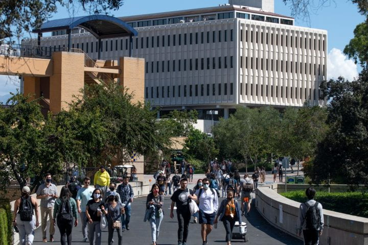 UCI named among inaugural cohort of Fulbright HSI Leaders by State Department unit
