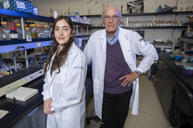 UCI-led study finds medicinal plant extract to prevent morphine addiction