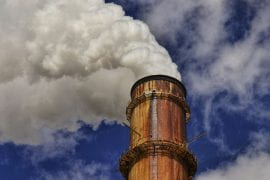 Carbon dioxide emissions rebound to nearly pre-pandemic levels