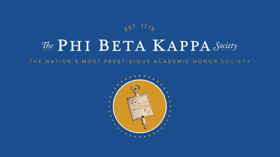 UCI Phi Beta Kappa Receives Prestigious Outstanding Public University Chapters Award
