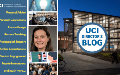 Practical Advice, Personal Connections: Learn More About the DTEI's Director's Blog