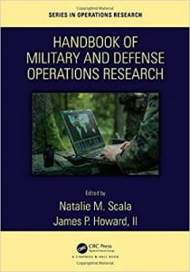 Handbook of Military and Defense Operations Research cover