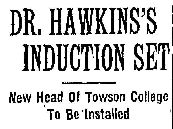December 18, 1947 Baltimore Sun headline