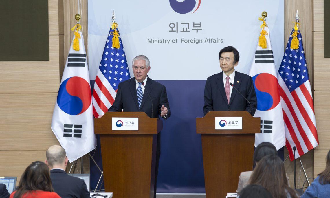 Rex Tillerson's  Collision Course with North Korea