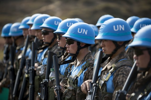 Peace Keepers or Peace Destroyers: A Grim Look at the UN Blue Helmets in Haiti