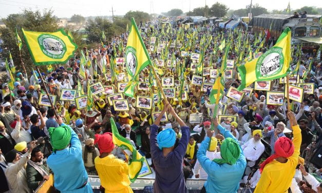 The Indian Farmers' Protests: From Local Strikes to a Worldwide Movement