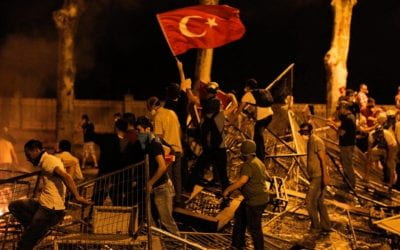 Shifting Away from the West: Erdogan's Post-Coup Attempt Response