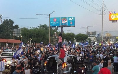 Apples and Oranges: the Venezuelan and Nicaraguan Crises