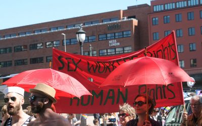SESTA, International Organizations, and the Danger of Conflating Sex Work and Sex Trafficking