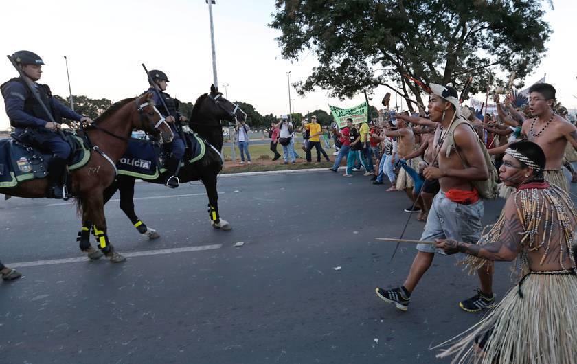 The Threat of President Bolsonaro towards Brazil's Indigenous Peoples