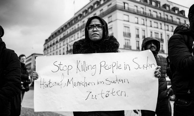 The Sudan Massacre: A Fight for Change