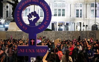 """Femicide in Mexico: """"A Day Without Us"""""""