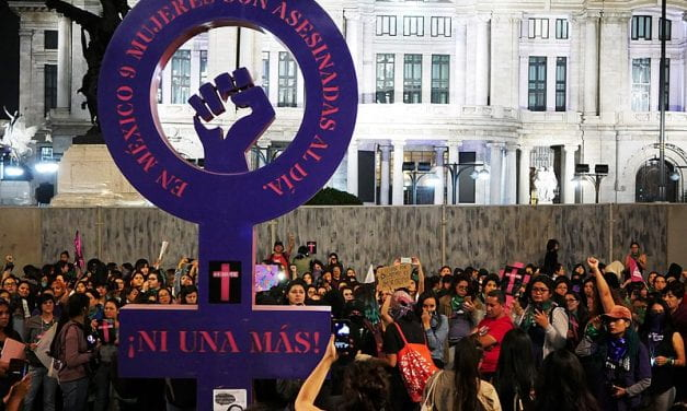 "Femicide in Mexico: ""A Day Without Us"""