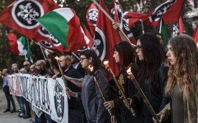 The Powder-keg of Italian Rightism