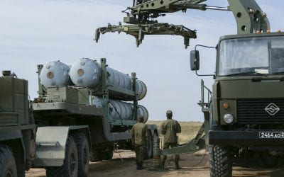 Turkey Against NATO: Syria and the S-400 System