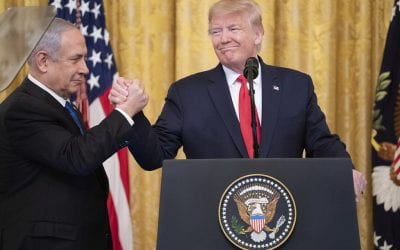 Trump's Middle East Peace Plan: A One-State Solution