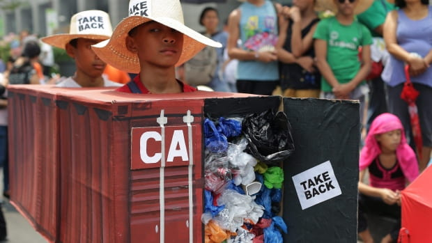 Chinese National Sword vs. The World: The Green Silver Lining in Our Global Recycling Crisis