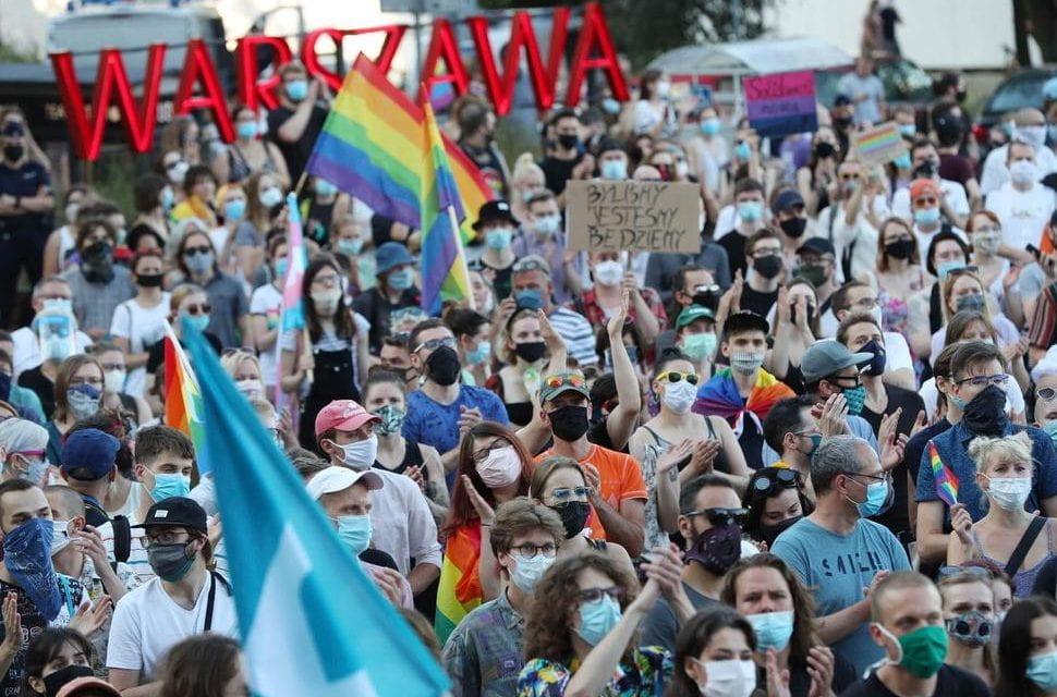 Poland's Culture War: LGBT Rights