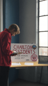 In-Person Surveys: Charlton Senior Center, Teds, Oxford Market Basket