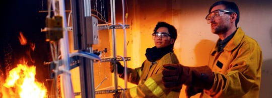 major highlight  fire protection engineering   career