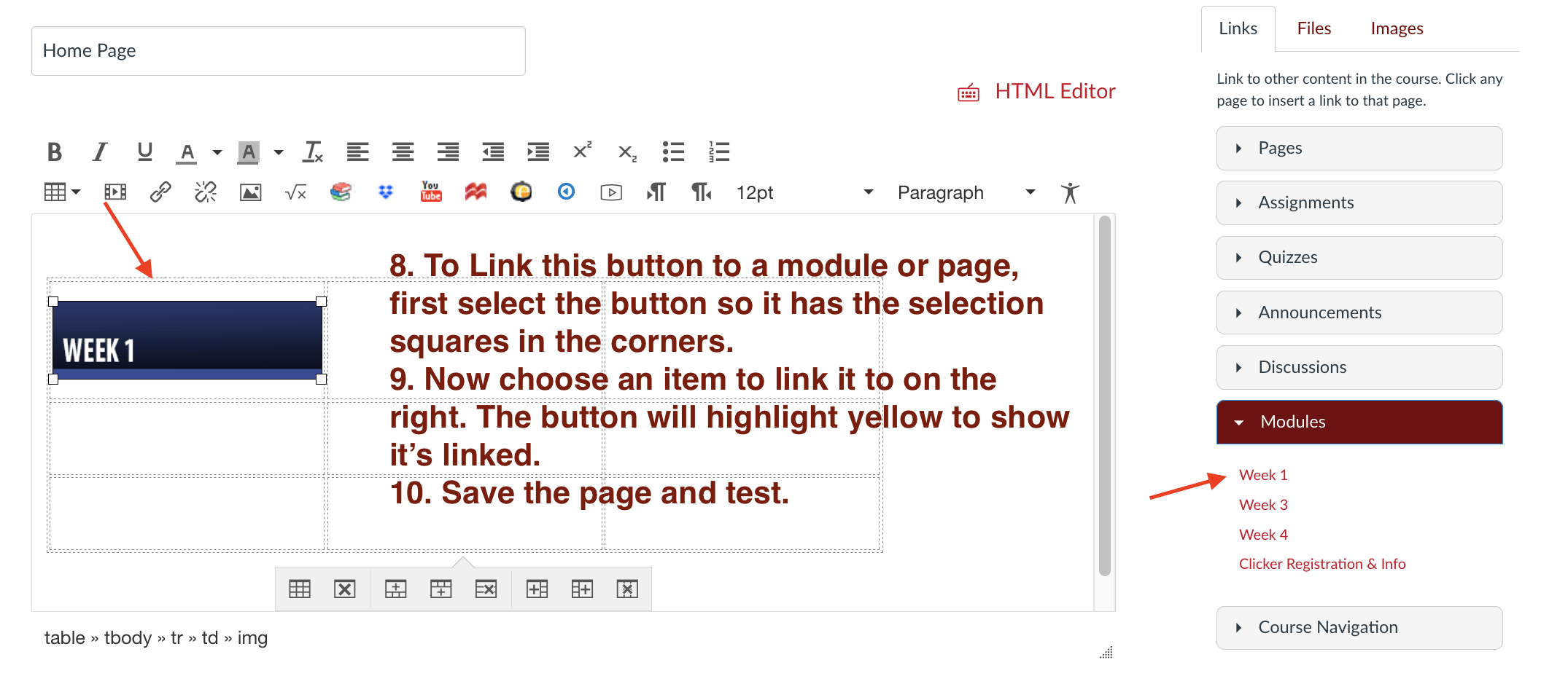 how to create button using xml