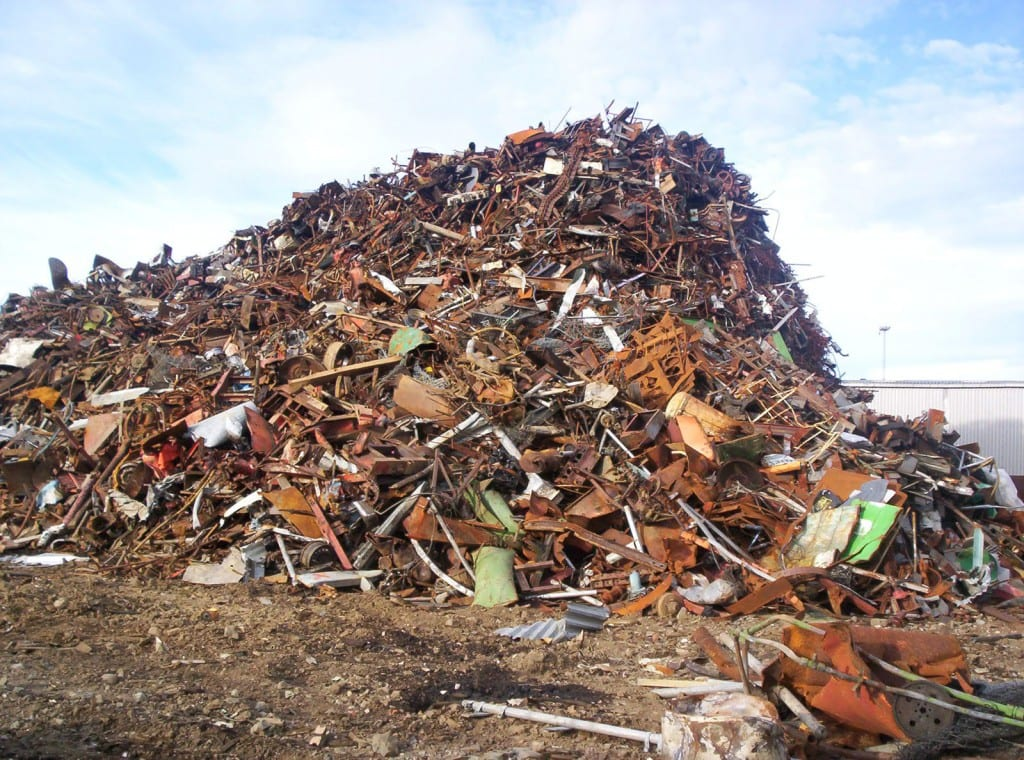 Automated Sortation of High Value Metallic Scrap