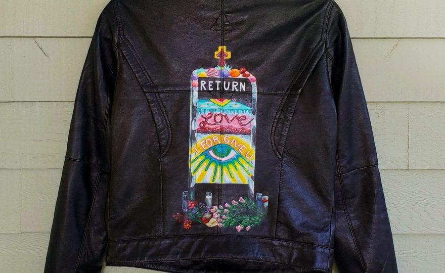 Isabelle Mellor – Jacket