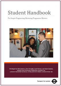 Students Handbook Cover Page