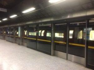 platform edge doors
