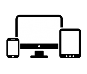 image of PC, tablet, mobile devices
