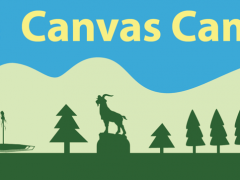 New Workshop: Enroll in Canvas Camp!